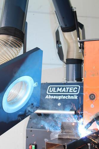 Schweißrauchabsaugung   ULMATEC GmbH