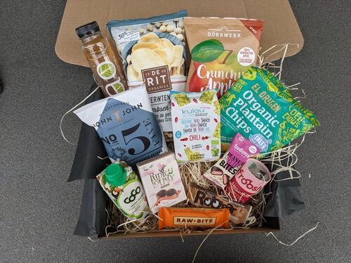 Geschenke, SnackBoxes, Foodboxes