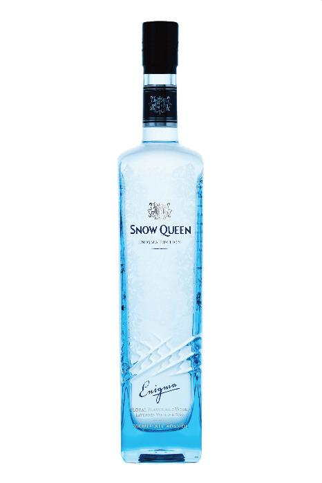 Snow Queen Enigma Vodka