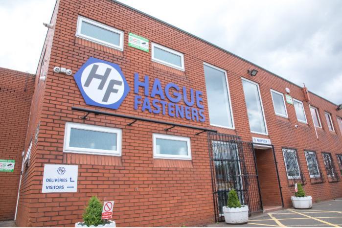 Hague Fasteners Custom Facility