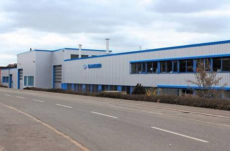 Sander GmbH in Ennepetal