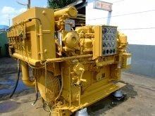 Industriemotoren  Schiffsmotoren