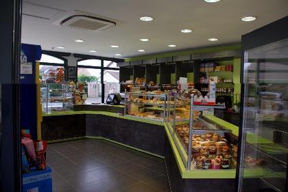 Amenagement Interieur Boulangerie.