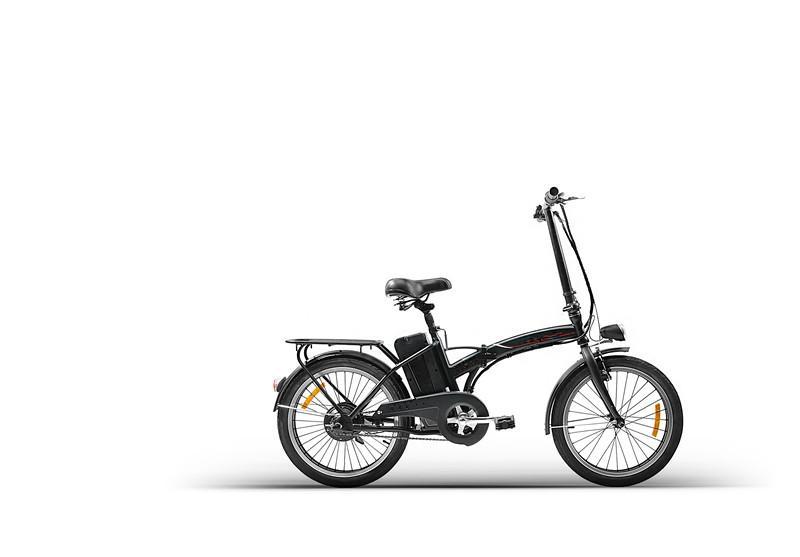 "Volthor Ion 20"" - unser kleines, klappbares E-Bike / Pedelec"