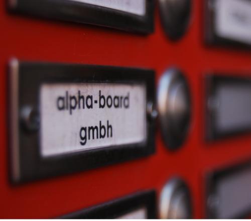 alpha-board gmbh