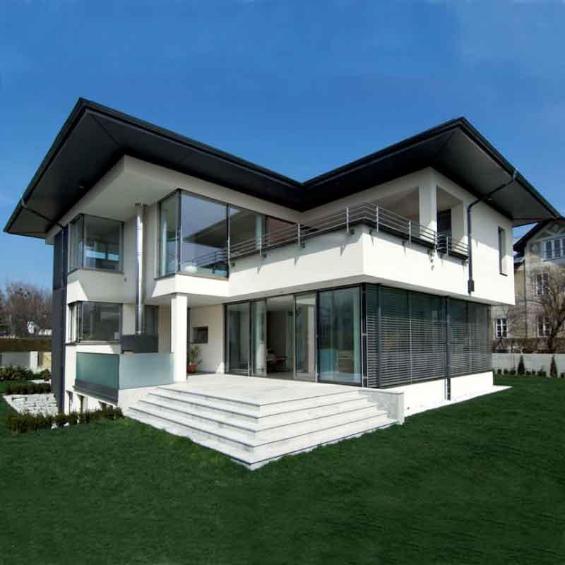 Ob Villa, Haus, Penthouse oder Büros: Das Architekturbüro bietet nicht nur Bauplanung für Häuser, Wohnungen, Villen und Exklusivimmobilien, sondern übernimmt als Bauträger auch die Bauleitung.
