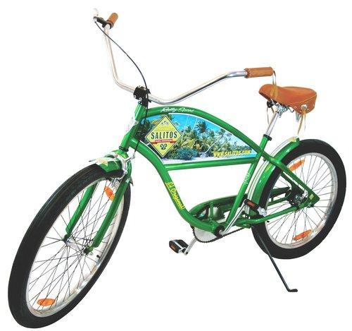 Liix Fahrrad mit Branding