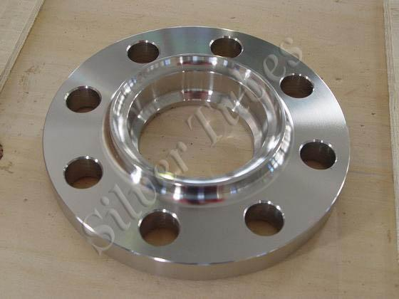 We manufacture flanges as mentioned. Stainless Steel: 304/304L, 316/316L, 321, 904L and other exotic grades. Types: SORF, SOFF, BLRF, WNRF, WNRTJ, LTJF, RTJF, THRF, Reducing flange etc.