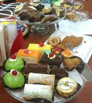 Traditional Cakes, Tarte, Torte, Pastry, Pasticceria