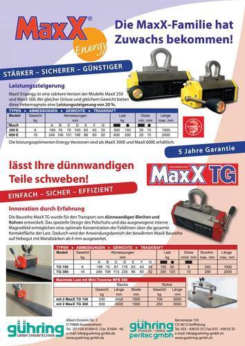 Guehring MaxX Energy + TG
