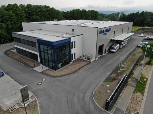 Firmengebäude Neustadt b. Coburg