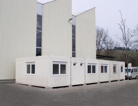 Vente et location de bâtiments préfabriqués
