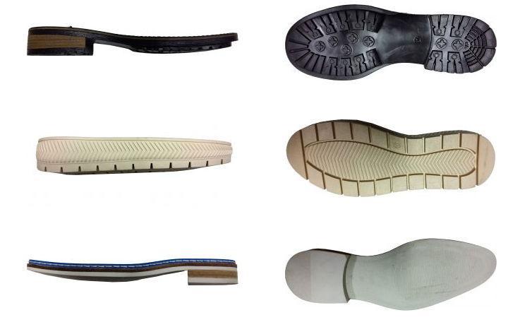 Moldes de solas para calçado - Monocolor