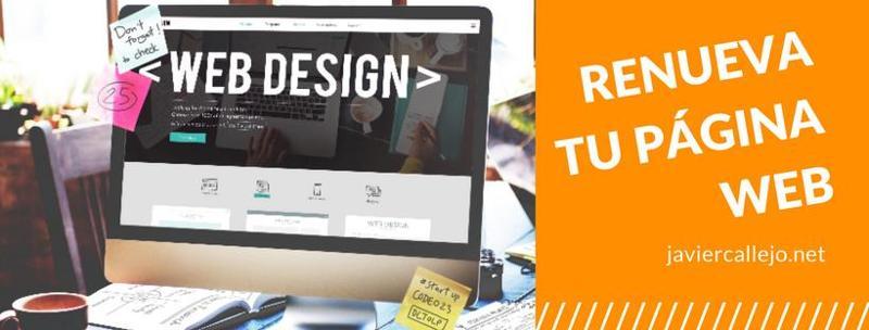 Renueva tu página o tienda obsoleta y empieza a conseguir clientes y ventas