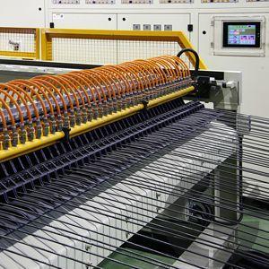 Wire Mesh Welding Machine GSA-125S