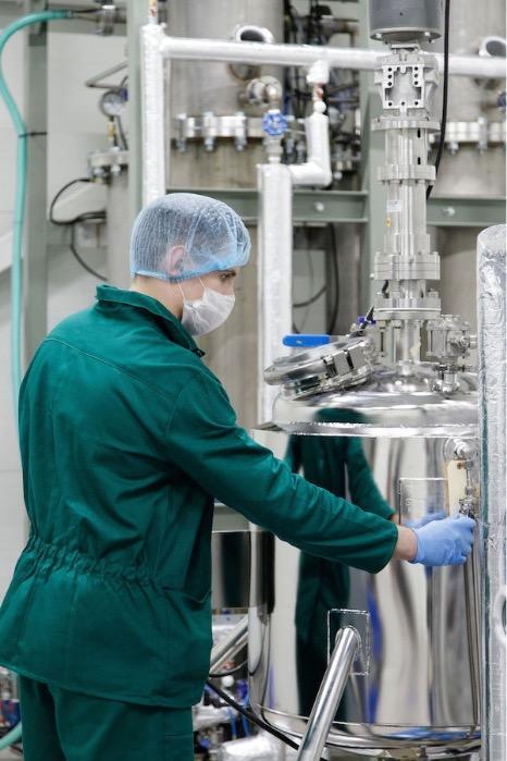 Biosyyd Cannabinoid Distillation