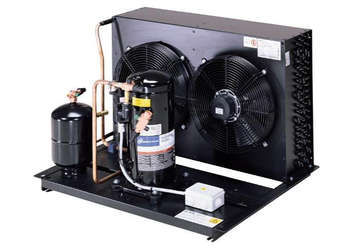 Open Type Cooling Unit