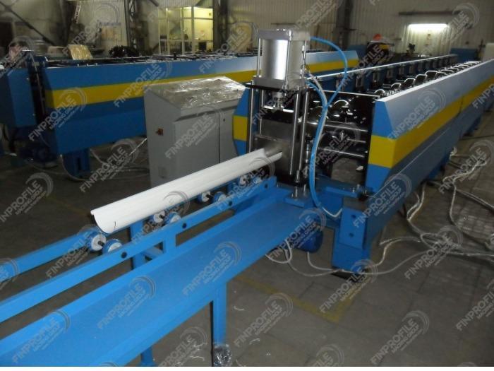 Gutter Roll Forming Line 125, 150