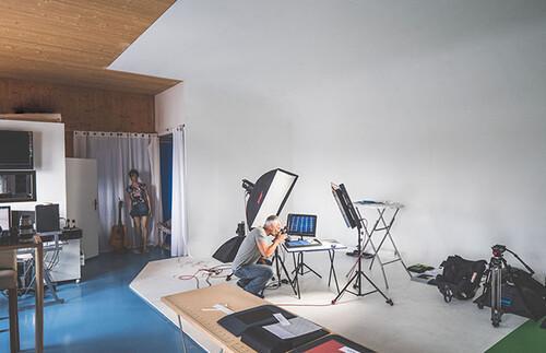 Fotostudio / Filmstudio