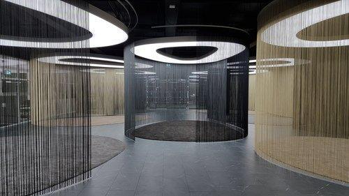 textile Raumgestaltung inkl. Montage FFM