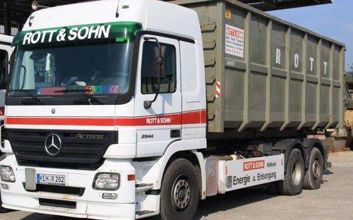 Entsorgung - Recycling und Transporte!