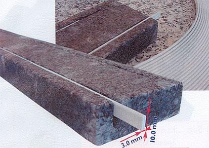 piattina/profile fiberglass 3x10 mm