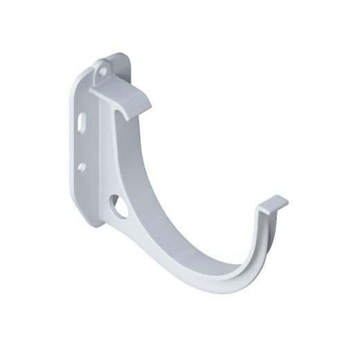 Rinnenhalter PVC (weiß)