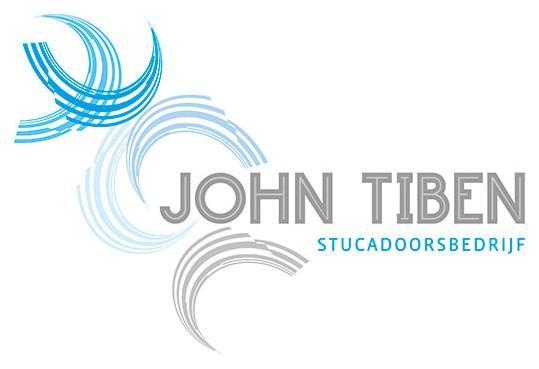 Stucadoorsbedrijf John Tiben Logo
