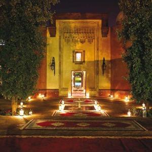 Palais Mehdi, Entrée principale