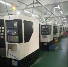 CNC Turning Plant