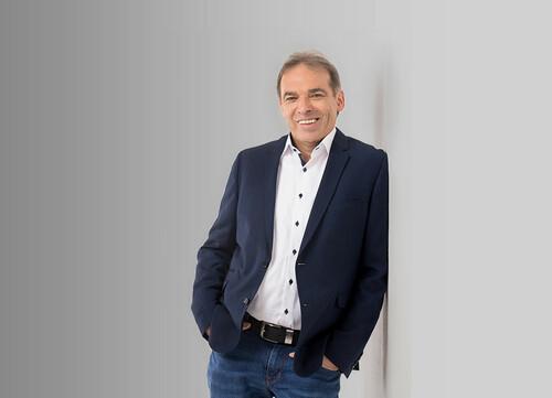 Geschäftsführer Wolfgang Zöller
