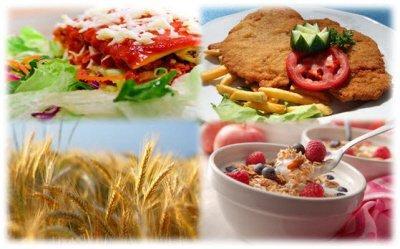 Rohstoffe f. Lebensmittel