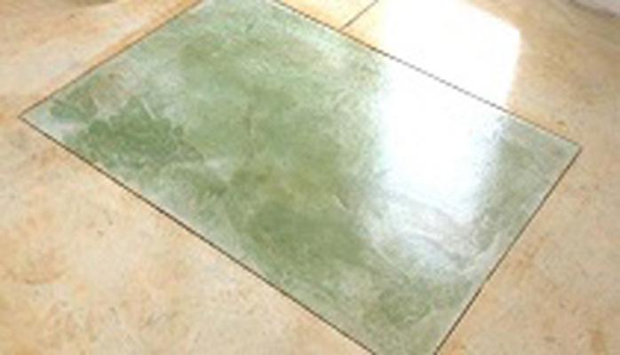 Pavimento Acidificato Effetto Marmo