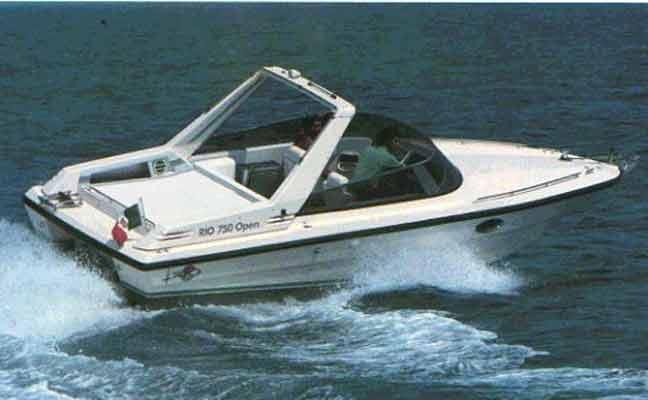 anno 1994 Mt. 7.41 Motore 1x240 Mercruiser efb B