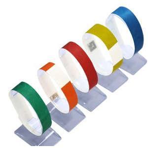 RFID Armbänder Einweg für die berührungslose Zugangskontrolle