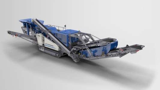 MOBIREX - Raupenmobile Prallbrecher