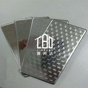 Stainless-Steel Composite Panels