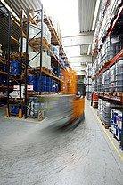 Logistiknetzwerk