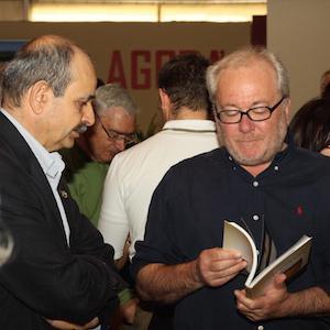 Presentazione del libro Aroma di Michele Grassi, con Alberto Marcomini