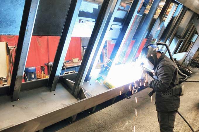 PROTEC anti-spatter fluids for welding