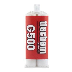 tiechem® G500 is Methyl Methacrylate (MMA) based high performance structural adhesive. An average of holding strength is 25 N/mm2. Highest resistance of temperature -40̊C/+150̊C