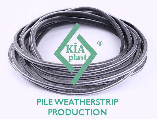 Pile Weatherstrip
