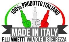 valvole made in italy