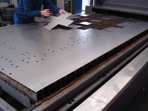 Láser: máquinas de soldadura y corte