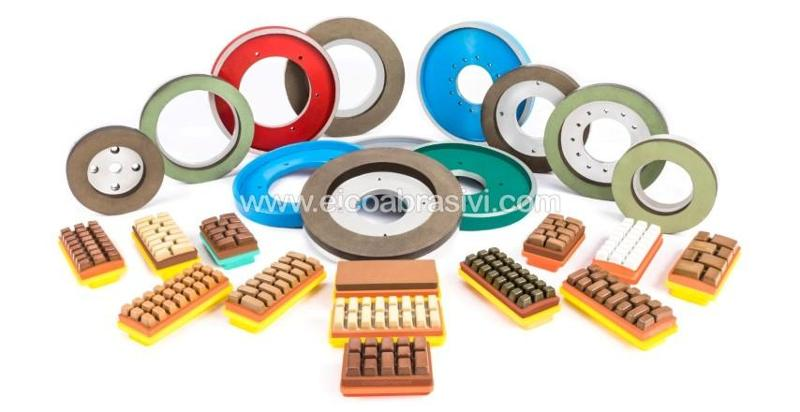 Ceramic Tile Polishing, Squaring and Chamfering Tools