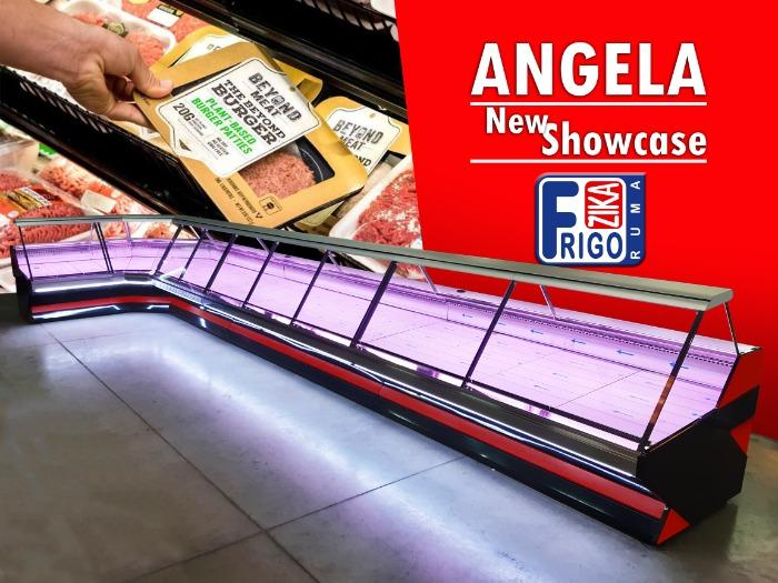 Angela Refrigerated Showcase