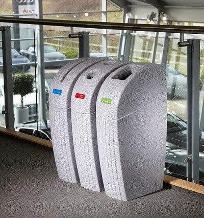 Royale Indoor Recycling Bins