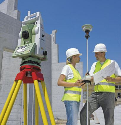 Geodetic survey. Design of new buildings, reconstructions, renovations; geodetic survey