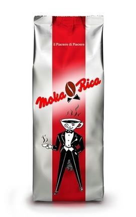 Caffè in grani, miscela di caffè cremosa e aromatica. Composta in prevalenza da caffè Arabica centroamericani, è una miscela profumata, dal gusto rotondo e penetrante.