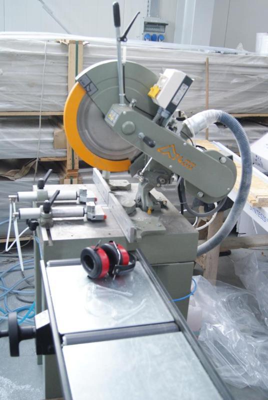 MSP 400-350 Kappsäge